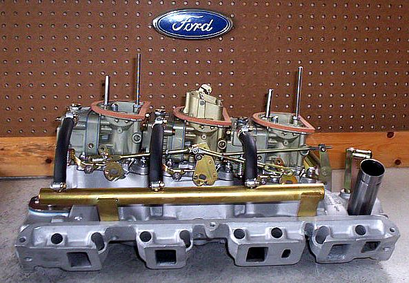 Ford 3x2                         Specialists